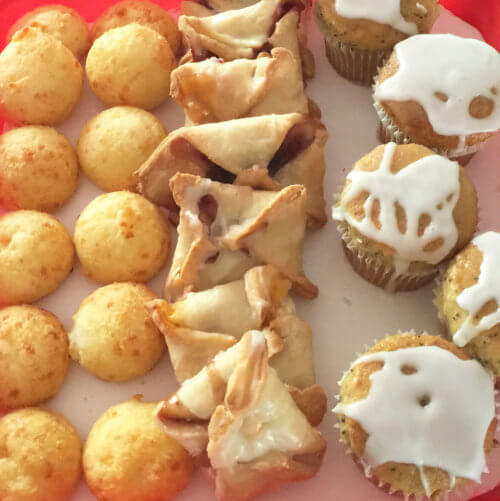 cheese-puffs-kolaches-muffins